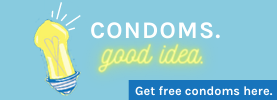 Get free condoms here
